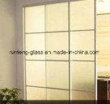 O ácido matizado da arte de Decoratvie gravou o vidro para o vidro da mobília
