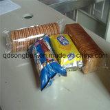 Macchina imballatrice di singola riga del biscotto del Cassetto-Di meno