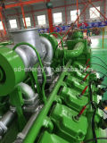 1000kw天燃ガスエンジンの発電機セット