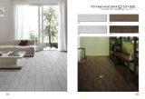 Keramische hölzerne Planke-Fliese, hölzernes Fußboden-Porzellan-Panel