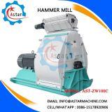 La máquina moliendo los granos de maíz / máquina de molino