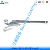 Precisione galvanizzata calda che lancia l'ancoraggio marino dell'aratro dell'aratro