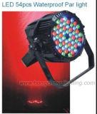 Самый лучший продавая свет РАВЕНСТВА 54X3w СИД/водоустойчивое РАВЕНСТВО СИД