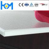 vetro Tempered solare laminato ferro basso di sicurezza di 3.2mm per il modulo di PV
