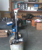 Rectifieuse portative de robinet d'arrêt sphérique de l'usine Mj-250
