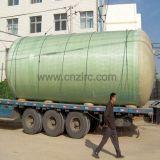 FRP GRPの化学タンク、大口径圧力タンク