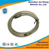 Hembra de la asamblea de cable de la muestra libre al harness de cableado masculino