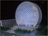 가늠자 Plastic Architectural Model, News Agercy (JW-255)의 Miniature Model