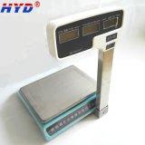Escala 3kg-30kg de la tasación de la potencia de la alta exactitud AC/DC