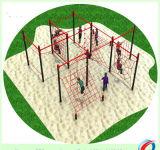 Gimnasio gimnasio al aire libre Parque de Diversiones de los niños al aire libre el equipo de parque de escalada