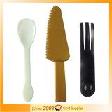 Plastiklöffel-Gabel-Messerserve-Set