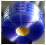 Bride de fixation de rideau en PVC de solides solubles 201