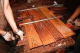 Adhésif pour joints en liège en bois à base d'eau
