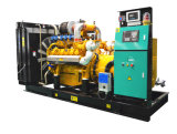500kVA Googol Engine Natural Gas Biogas Generator Set con Marathon