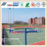 Fabrik Supply Permeable Polyurethane Rubber Running Track mit Best Price