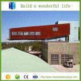 De hete Workshop van het Frame van het Structurele Staal van het Staal van de Galvaniserende Installatie