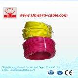 Fil UL1015 électrique isolé par PVC anti-calorique sans plomb