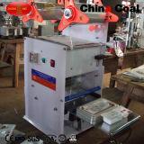 Máquina manual da selagem da bandeja do copo X04355