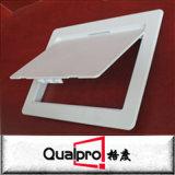 Dekorative Decken-Zugangsklappe mit Plastiktür-Profil AP7611