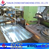 Placa de aço laminada a alta temperatura de carbono no estoque do aço de liga