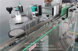 El introducir automático alrededor de la máquina de etiquetado envuelta de cristal de la botella de petróleo esencial