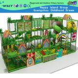 漫画が付いているテーマパークの城はからかう演劇の屋内運動場(M11-05702)を