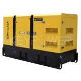 Type silencieux groupe électrogène de Cummins de couleur jaune diesel