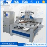 2017 Nouveau bois Four-Head CNC Router Hot Sale dans le monde de la machine