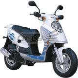 Cheap Prices (Force YY150T-21A)のEPA Approved 150cc Gas Motor Scooter Equipped