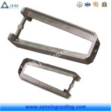 Stahl verlorene Wachs-Präzisions-Gussteil CNC-maschinell bearbeitenteile