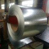 Bobine en acier galvanisée enduite d'une première couche de peinture PPGI des produits Z180 en acier