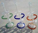 Tubulações de fumo de vidro da melhor cor do preço de fábrica