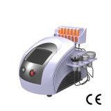 5 in 1 Lipo Laser+Vacuum+Cavitation+RF, das Maschine (MB660plus, abnimmt)