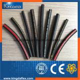 China-Hersteller Kingdaflex flexible beständige hydraulische Gummiöl-Hochtemperaturschlauchleitung