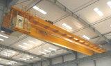 Qd de Dubbele Balk van het Type Lucht met de Elektrische Opheffende Machines van het Hijstoestel voor Workshop