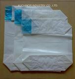 PE de Plastic Ongebruikte Zak van de VacuümKlep van de Misstap van de Lading