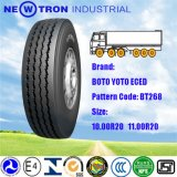 Price bon marché Boto Truck Tyre 10.00r20, Drive Steer Trailer Tyre