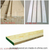 Ppoplar ou Pine LVL et Bed LVL Board Timber