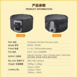 Grade Smokeless Bq-303 do carvão vegetal
