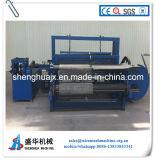 Machine à mailles métalliques à sertir entièrement automatique
