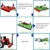 Het landbouwbedrijf voert de Machine van de Hark van het Hooi voor de Tractor van JM uit