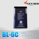 de cellulaire Batterij van de Telefoon voor bl-5c