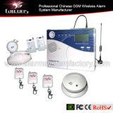 Quad-Band GSM de alarma inalámbrica en casa de seguridad (FLS-y-GSM-LCD-1H)