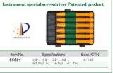 Goed gebruik PVC-Staal gebruik schroevendraaier precisie set