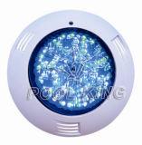Luces LED de bajo el agua de piscina (superficie)