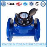 Meter van het Water van het Type van Type van Woltman de Afneembare Droge Lxlc50-600
