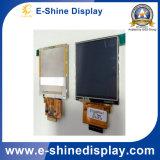 接触パネルとの2.4インチのの高さの明るさの外形図の角度IPS TFT LCD
