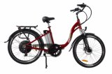 Bici eléctrica de la ciudad del sistema 36V 250W del PAS del Ce En15194 TUV para las señoras