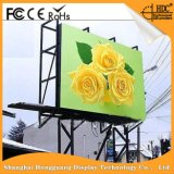 Affichage plein écran LED de couleur Outdoor P6 mur de LED