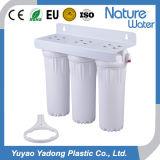 Filtro de água de 3 estágios para 3 Caixa Branca-1